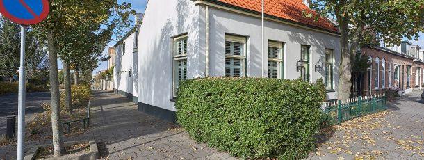 Klassieke vrijstaande woning