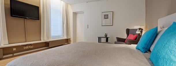 Groot klassiek appartement